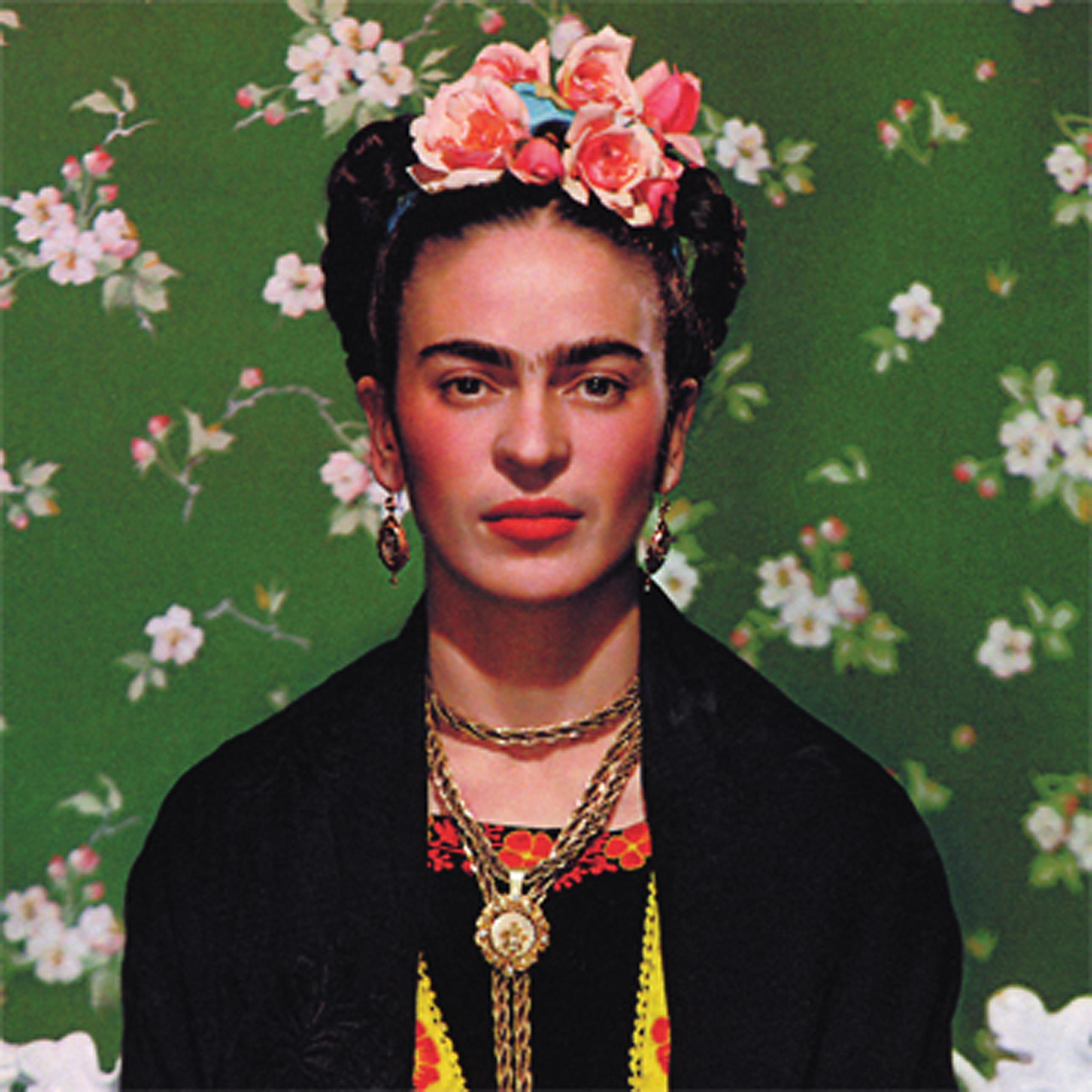 frida kahlo more than three women artists frida on white bench photograph by nickolas muray 1939 submitted image